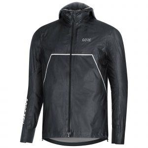 gore wear R7 waterproof running jacket